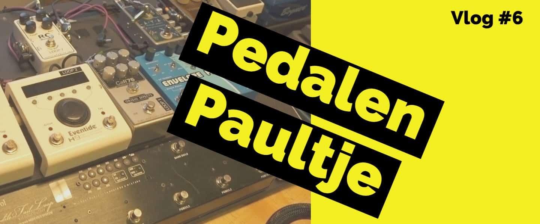Gitaarpedalen Paul Lenders Sixstrings