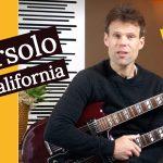 Sixstrings uitleg gitaarsolo Hotel California